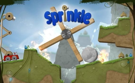 Juegos para todos los públicos, hoy Sprinkle Free