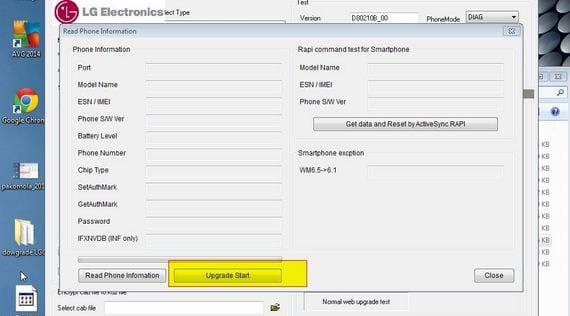 LG G2: Cómo instalar el Recovery modificado en Android 4.4.2 Kit Kat