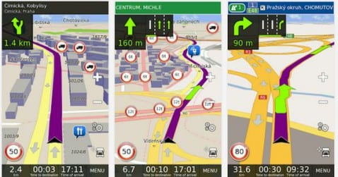 Los mejores GPS para Android, Hoy Be-On-Road