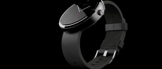 Moto 360, el Smartwacht de Motorola que marcará un antes y un después en los relojes Android