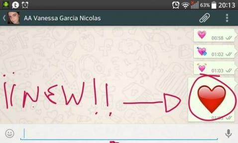 Nueva versión beta de Whatsapp 2.11.193 disponible desde su Web