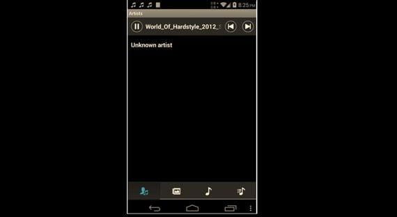[Port] Nokia Music Player el reproductor de música de la serie X de Nokia