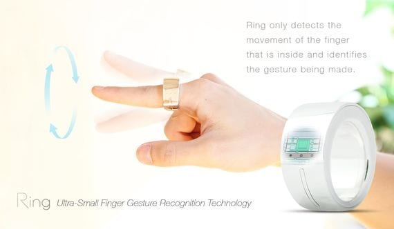 Ring un Gadget increíble que te permite controlar cualquier dispositivo inteligente