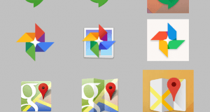 Iconos de las apps de Android 5.0