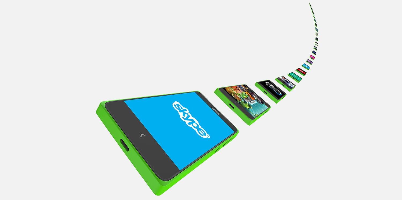 Nokia-X-phones