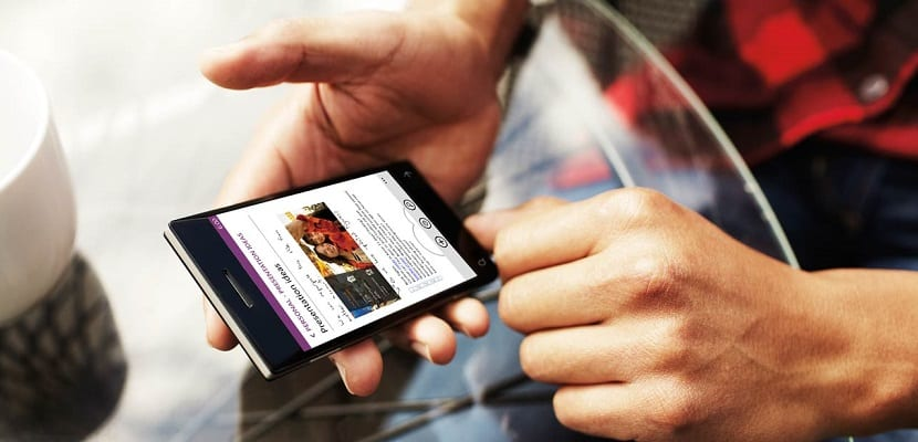 OneNote en Android