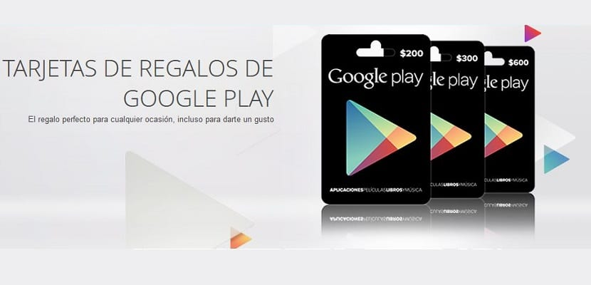 Regalo Google Play