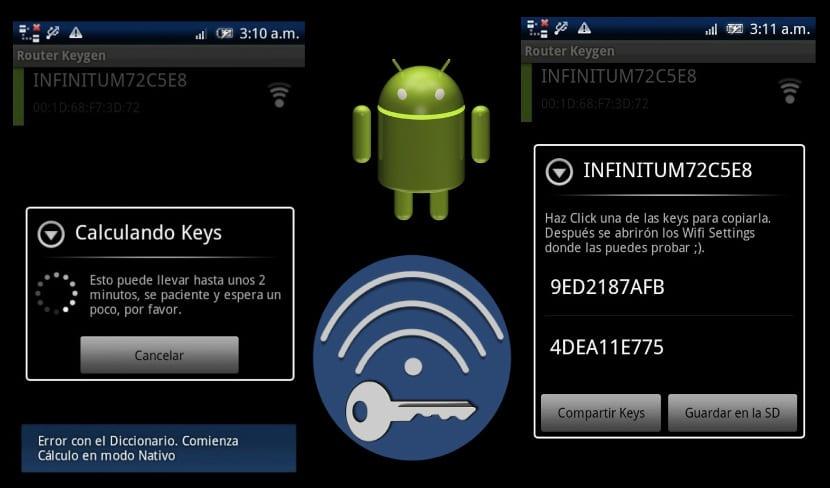 Cómo Descifrar Claves Wifi En Android Apps Para Desencriptar Wifi Androidsis