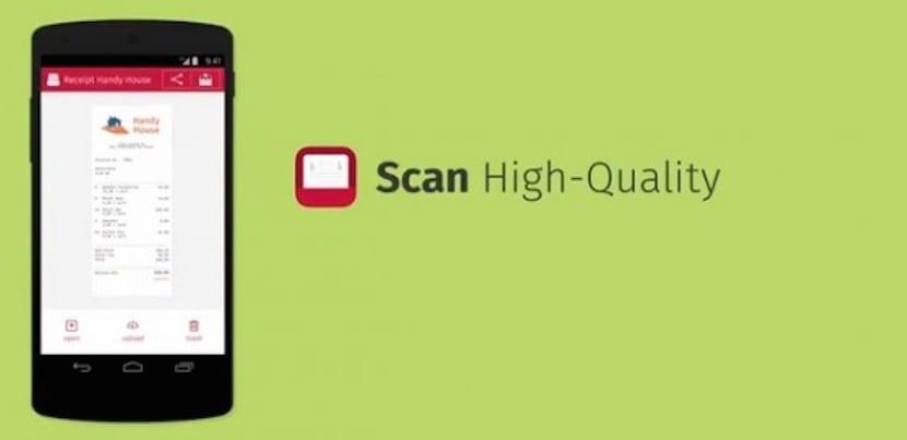 Scaner documentos Android