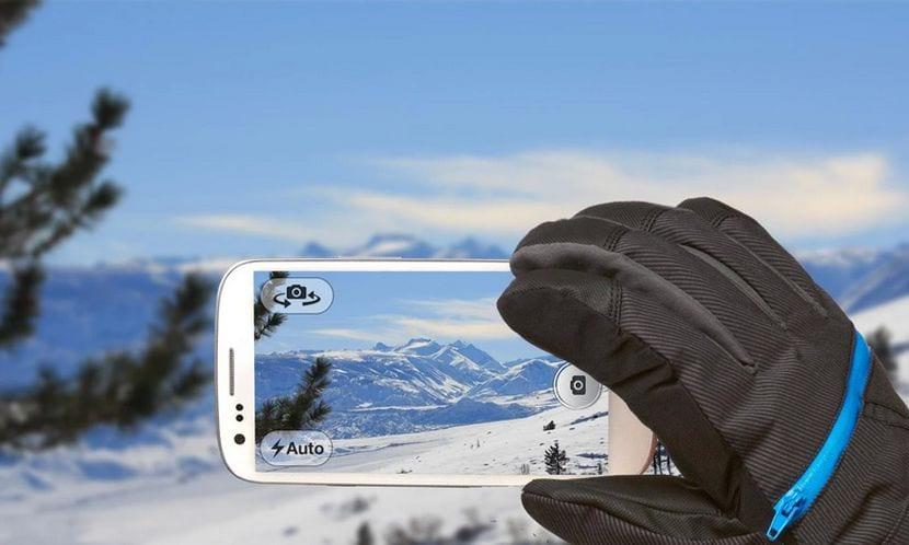Aplicaciones increíbles para Android: Hoy Whistle Camera