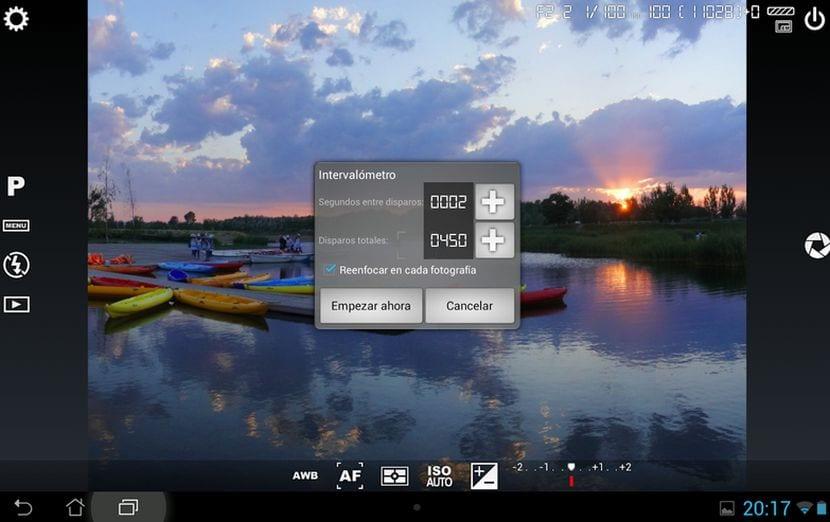 Cámara FV-5 Lite: una de las Mejores cámaras para tu Android