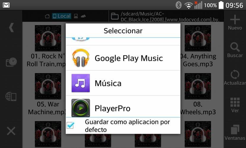 Cómo quitar aplicaciones por defecto en Android