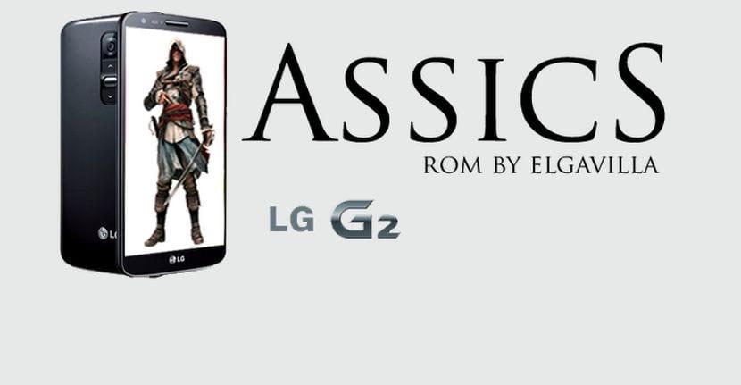 Rom Assics V4 Plus. La mejor Rom Kit Kat para el LG G2