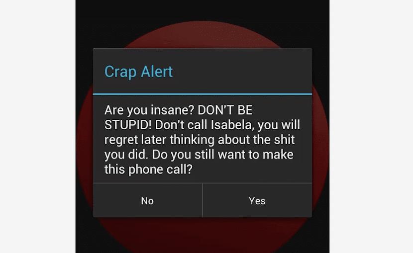 stupid call blocker