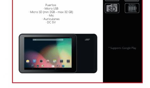tableta El País