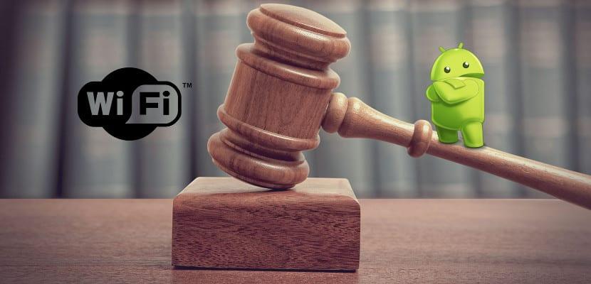 Legalidad de descifrar claves wifi