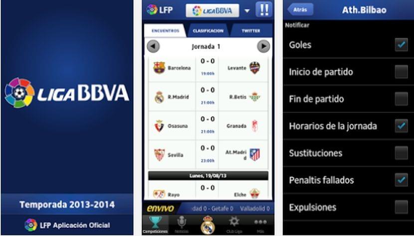 3 Aplicaciones gratuitas para seguir el final de la liga Española al minuto