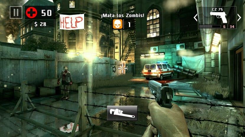 Dead Trigger 2 Galaxy S5