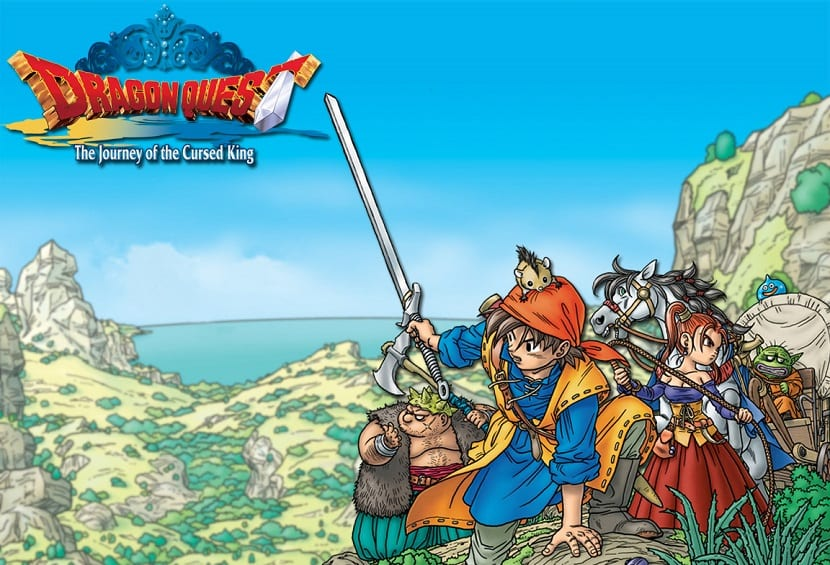 Dragon Quest VIII en Android