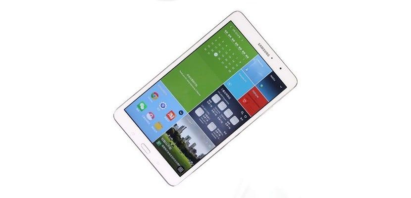 Especificaciones del Galaxy Tab S 8.4