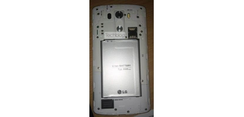 Imagen del LG G3