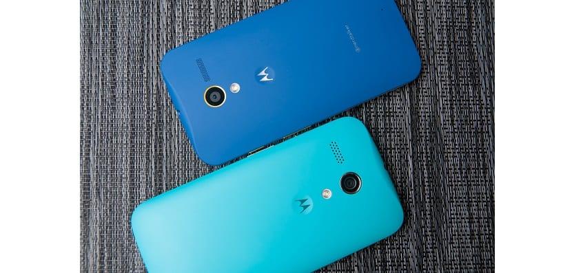 Motorola presenta el Moto G 4G LTE