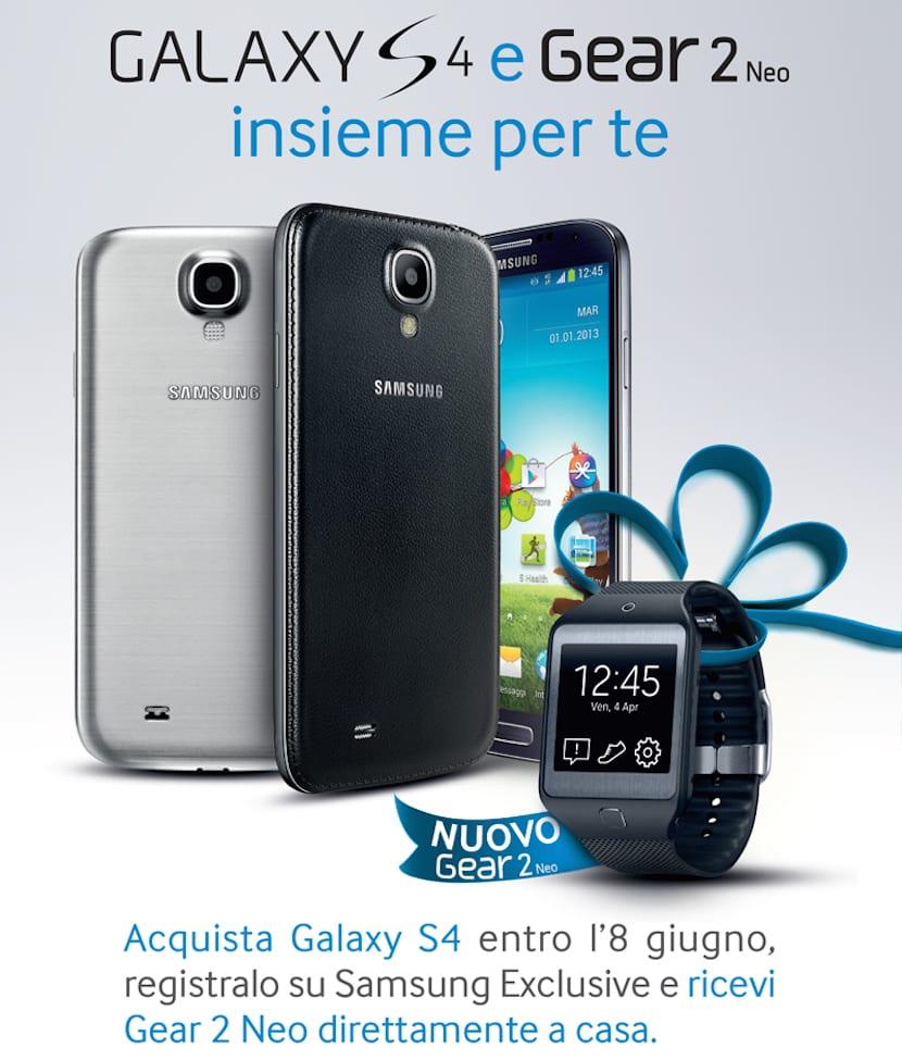 Oferta Galaxy S4