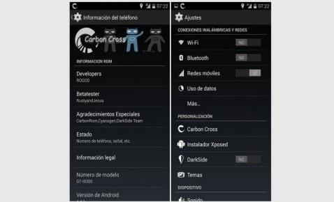 Actualizar extra-oficialmente el Samsung Galaxy S3 a KitKat con la mejor Rom AOSP del momento