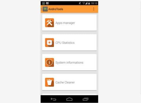 AndroTools, la aplicación gratuita todo en uno para tu Android