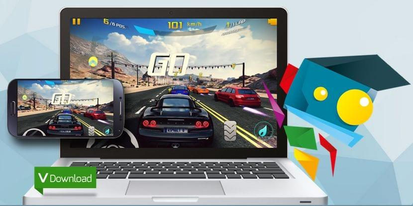Andy, un nuevo emulador Android para Windows, Linux y Mac con muchas posibilidades