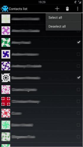 [APK] Identiconizer o como cambiar las fotos de tus contactos por originales iconos