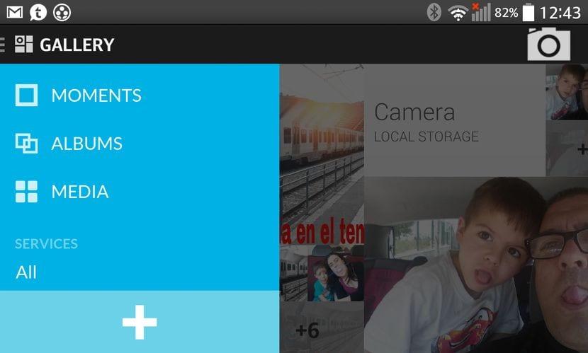 [APK] Instala la aplicación Gallery del One Plus en cualquier terminal Android