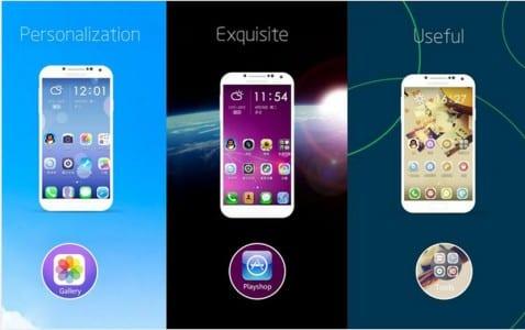 Aplicaciones increíbles para Android: Hoy XH Launcher