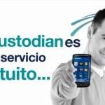 Cobrar por ver publicidad en tu móvil es posible con Qustodian