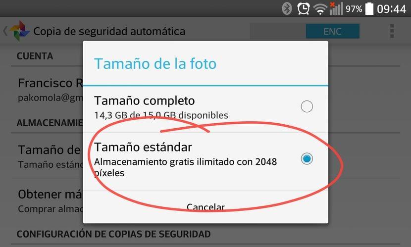 Cómo obtener espacio de almacenamiento infinito para tus fotos en Google Drive