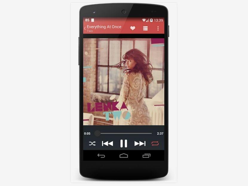 [APK] Jair Music Player, uno de los mejores reproductores de música Material Design se actualiza con importantes mejoras