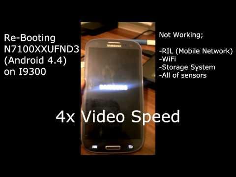 Las mentiras de Samsung. El Samsung Galaxy S3 si es capaz de mover KitKat