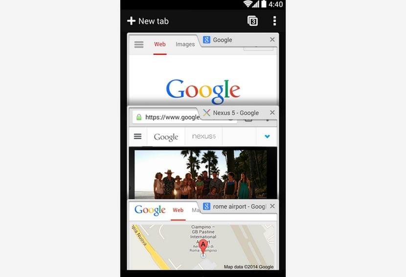 Navegador Chrome de Google se actualiza con importantes mejoras