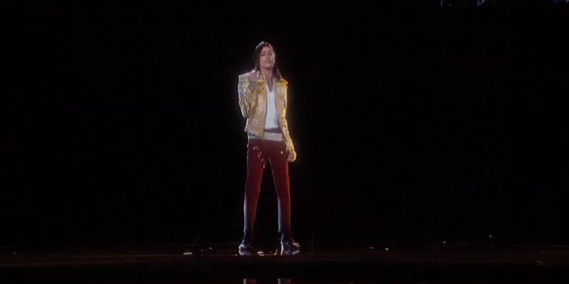[OFF TOPIC] El holograma de Michael Jackson o la polémica resurrección del rey del pop