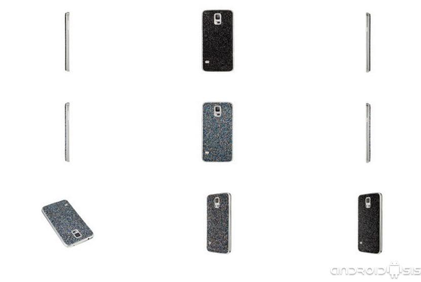 Swarovski para Samsung, Toda una linea de productos para Samsung Galaxy S5 y Gear Fit