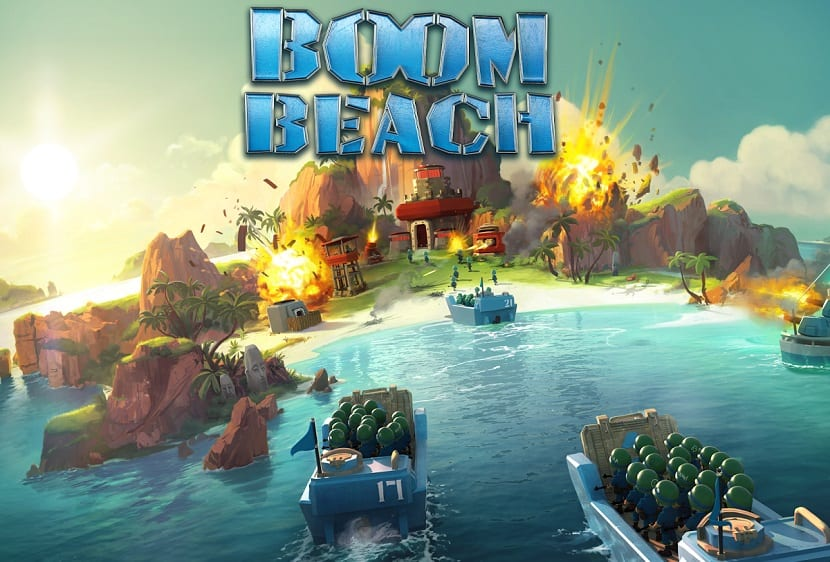 Boom beach en android