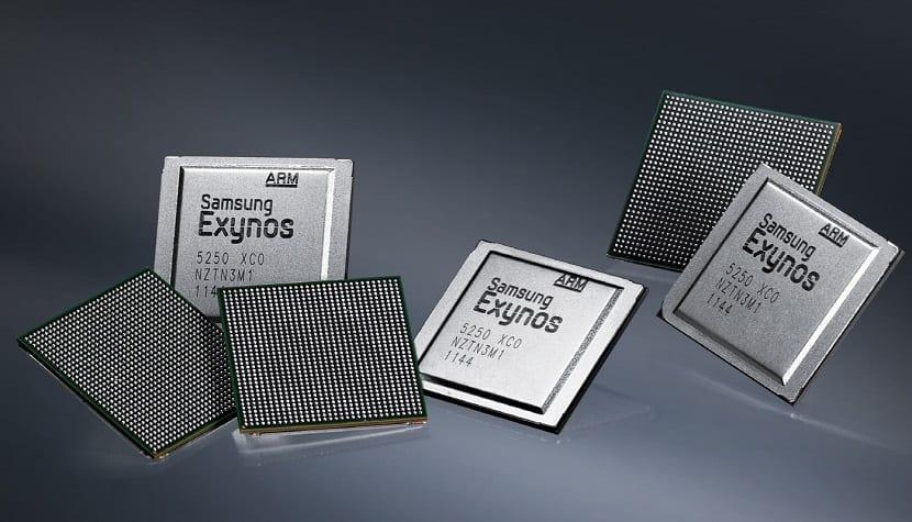 Chip Exynos 5433