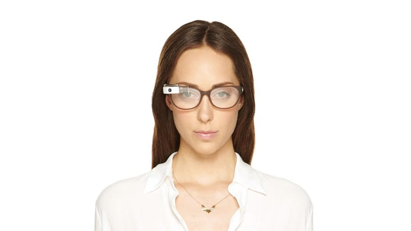Diseño gafas Google