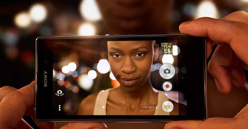 Grabación de vídeo a 4K en el Xperia Z1