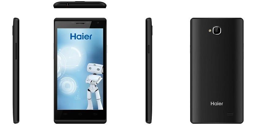 HaierPhone W858