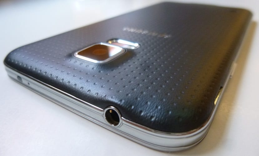Trasera Galaxy S5