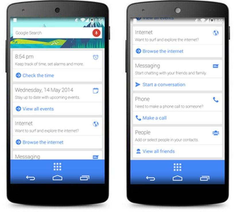 Active Launcher, un Launcher diferente basado en Google Now