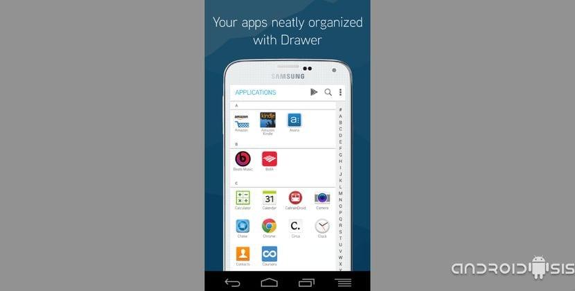 [APK] Descarga el nuevo Launcher exclusivo de Samsung Terrain Launcher