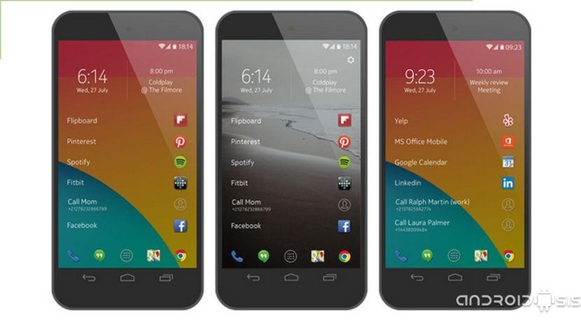 [APK] Z Launcher de Nokia, un concepto diferente de Launcher