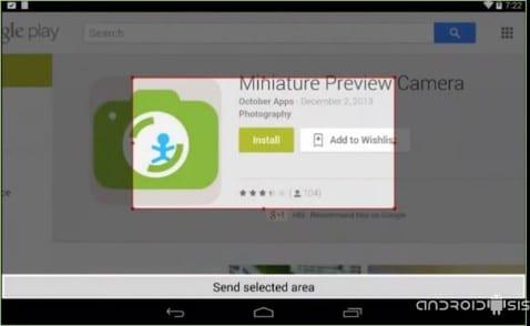 Aplicaciones increíbles para Android: Hoy Web Scrapbook